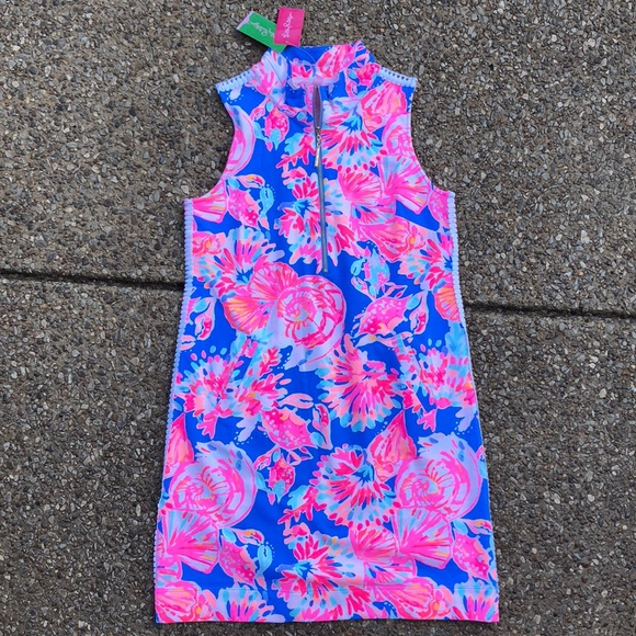 1cb84348f744c6 NWT Lilly Pulitzer Skipper Sleeveless Dress